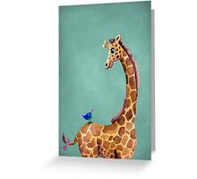 Do you love me? Greeting Card