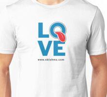 LOVE Oblahma! Unisex T-Shirt