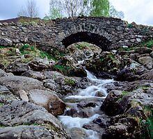 Ashness Bridge by John Hare