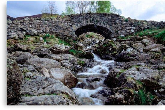 Ashness Bridge by John Hare