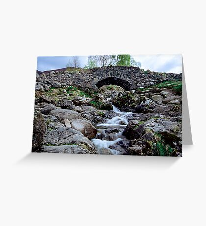 Ashness Bridge Greeting Card