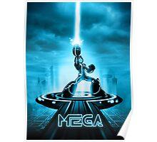 MEGA - Movie Poster Edition Poster