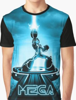 MEGA - Movie Poster Edition Graphic T-Shirt