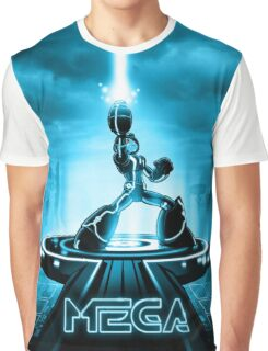 MEGA - Movie Poster Edition Graphic T-Shirt