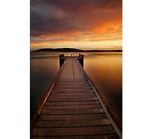 Walk the Plank - Kalbarri Jetty Photographic Print