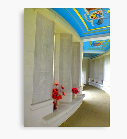 Air Force Memorial Canvas Print