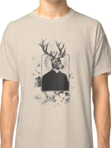 alpha and omega (for st. eustace) Classic T-Shirt