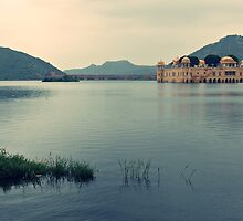 the lake by Aneira