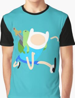 Finn The Human (Simplistic) Graphic T-Shirt