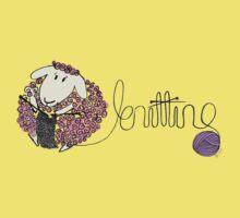 knitting ewe One Piece - Short Sleeve