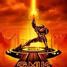 SAMTRON - Movie Poster Edition by DJKopet