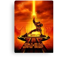 SAMTRON - Movie Poster Edition Canvas Print