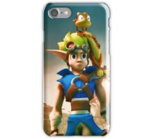 Jak and Daxter cover iPhone Case/Skin