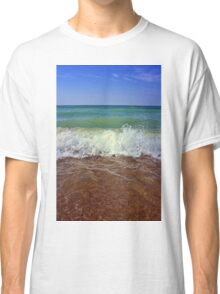Sky Water and Earth Classic T-Shirt