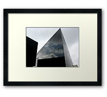 SKY REFLECTION Framed Print