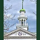 Dartmouth College Cover by Barbara Ingersoll