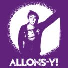 ALLONS-Y! - 10th Doctor by Steelbound