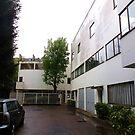 Maison La Roche, Approach, Paris 2012 by cschurch