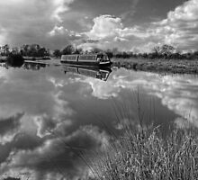 The Wey Navigation  by Colin J Williams Photography