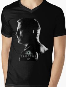 spectre 007 james bond  Mens V-Neck T-Shirt