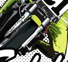 Eddie Lawson - 21 Sticker