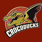 Crocoducks by Kari Fry