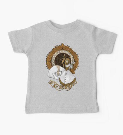 Lyra Belacqua: The Last Dustbender Baby Tee