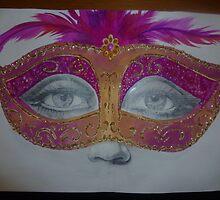 Masquerade by Judith Selcuk