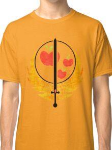 Applejack's Rangers Logo Classic T-Shirt