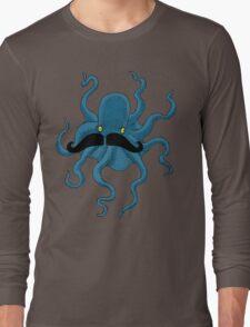 Octopus with a Mustache T-Shirt