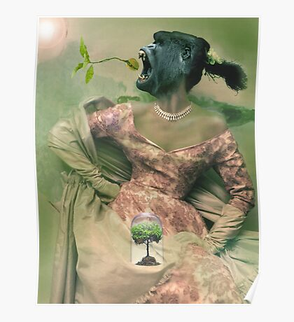Gorilla . Poster
