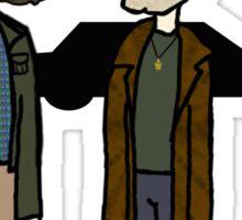 Sam & Dean  2 Sticker