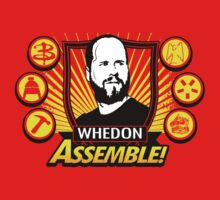 Whedon Assemble T-Shirt