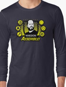 Whedon Assemble Long Sleeve T-Shirt