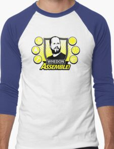Whedon Assemble Men's Baseball ¾ T-Shirt