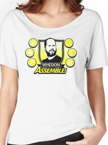 Whedon Assemble Women's Relaxed Fit T-Shirt