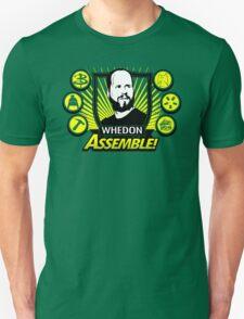 Whedon Assemble T-Shirt
