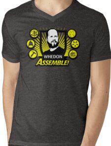 Whedon Assemble Mens V-Neck T-Shirt