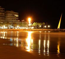 Reflections on the Beach by photoshot44