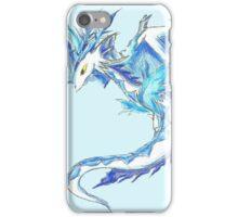 Ice Wyvern iPhone Case/Skin