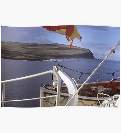 World Cruise 1972 Poster