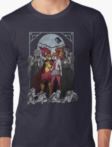The Angels take the Ponds Long Sleeve T-Shirt
