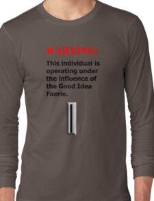 Good Idea Faerie CW5 Long Sleeve T-Shirt
