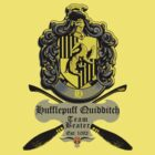 Hufflepuff to Win! Team BEATER by AlliVanes