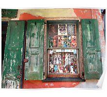 Voodoo Window Poster