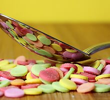 A spoon of sweets by PhotoTamara