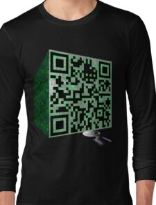 You Will Be Assimilated Long Sleeve T-Shirt