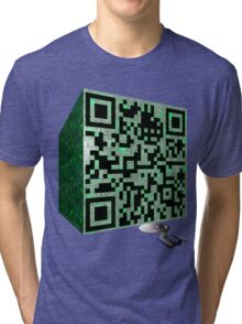 You Will Be Assimilated Tri-blend T-Shirt