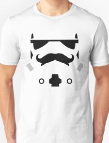 Mustached Trooper T-Shirt
