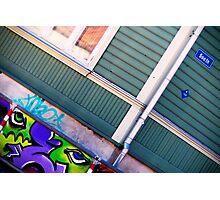 Affiti Photographic Print
